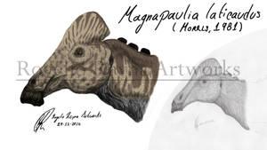 Magnapulia laticaudus by RogerRex
