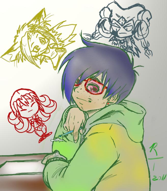 Ikaruga-Riku's Profile Picture