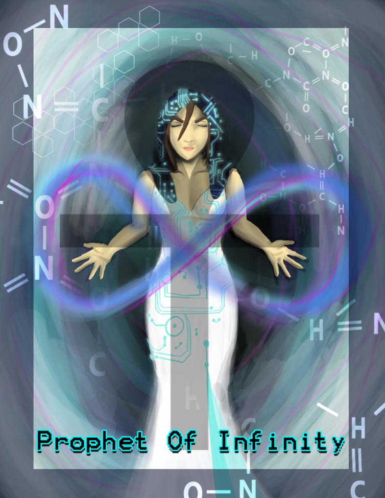 Prophet Of Infinity by Dragonlegends