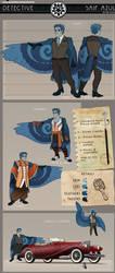 [ItB] Saif Character Sheet by Azzyfree-art