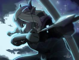 Moonlit Ghost