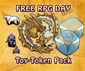 Free RPG Day! 2019