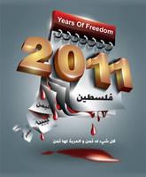 freedom Palestine 2011 by Enginems
