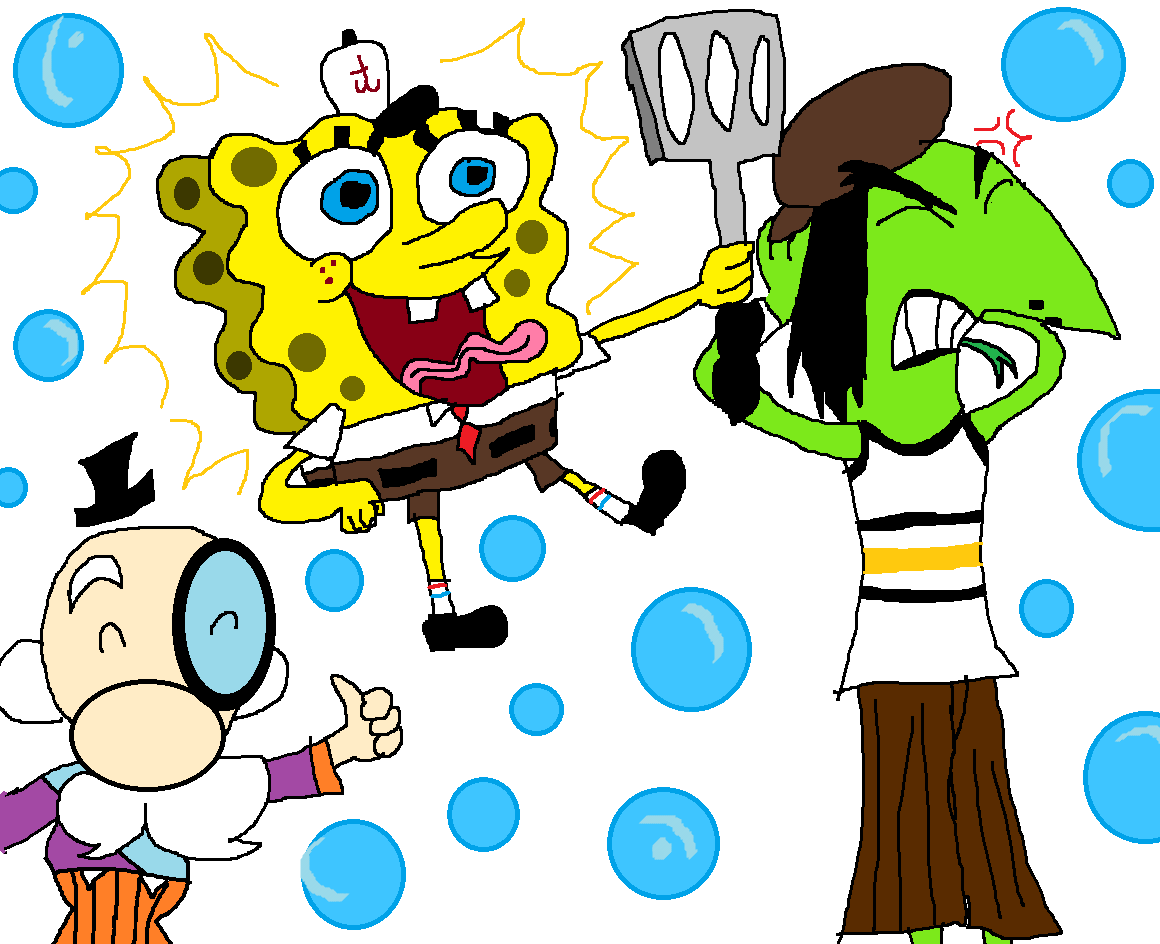 Tom Kenny Characters