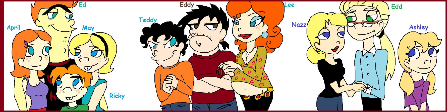 futanari and Ed edd eddy