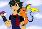 Ash Ketchum: The Later Years...