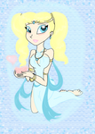 Bubbles: Goddess of Love and Beauty