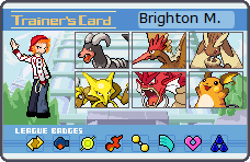 Pokemon ID: Brighton Morbucks by PurfectPrincessGirl