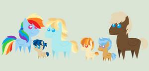 BillyDash Family by PurfectPrincessGirl
