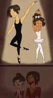 Ballet Recital by PurfectPrincessGirl
