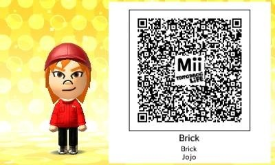 Ppg mii qr codes for tomodachi life fans by purfectprincessgirl on