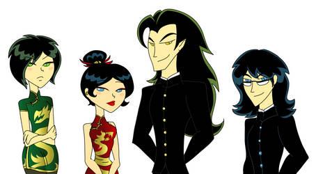 The Chamiko Family