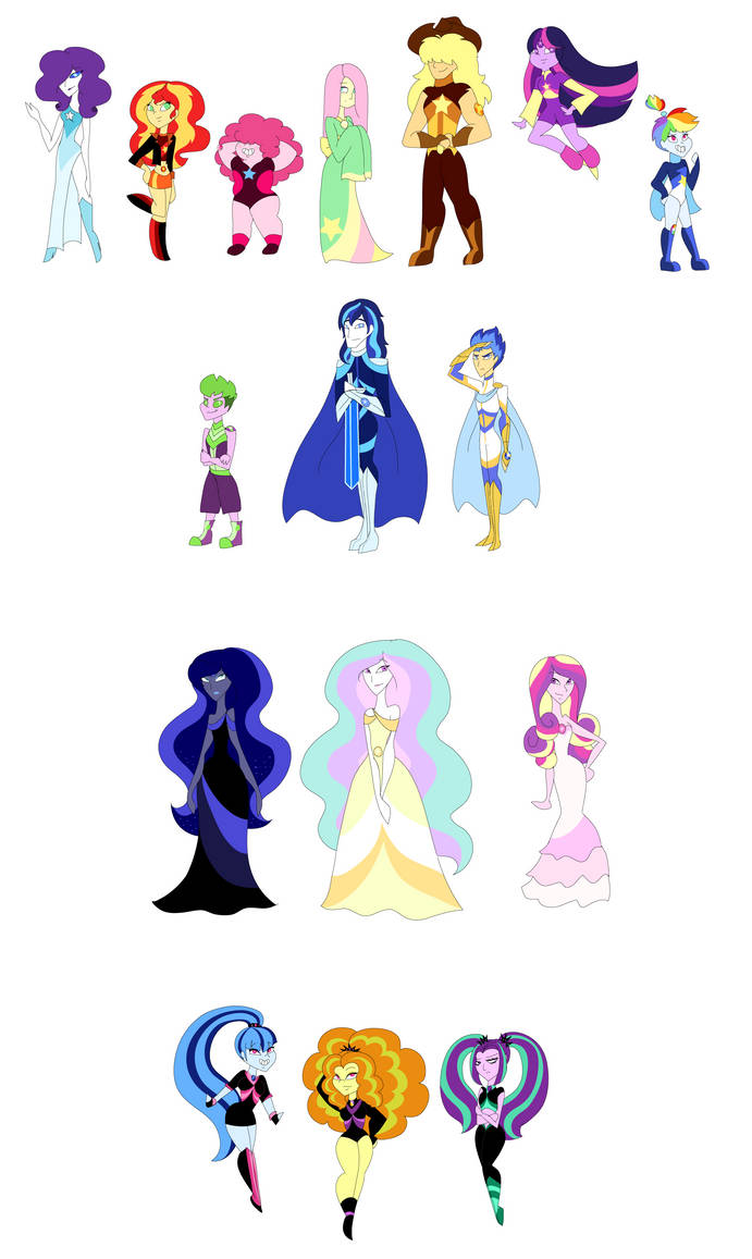 my little crystal gem by purfectprincessgirl on deviantart