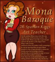 CD: Mona Baroque Bio