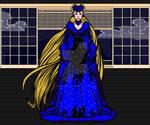 Tasmine: Night Blue by BurnedSmackdown