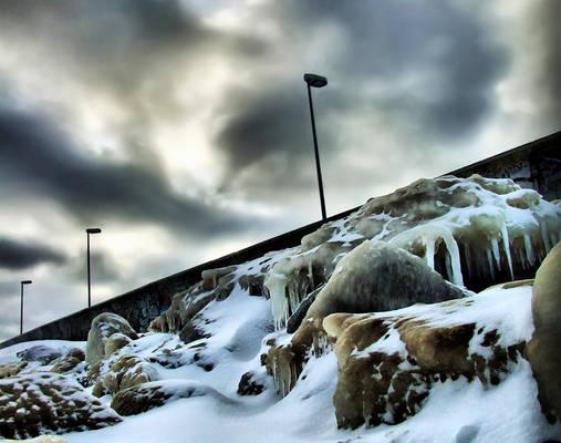 ice stones..