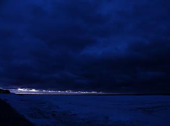 distant light..