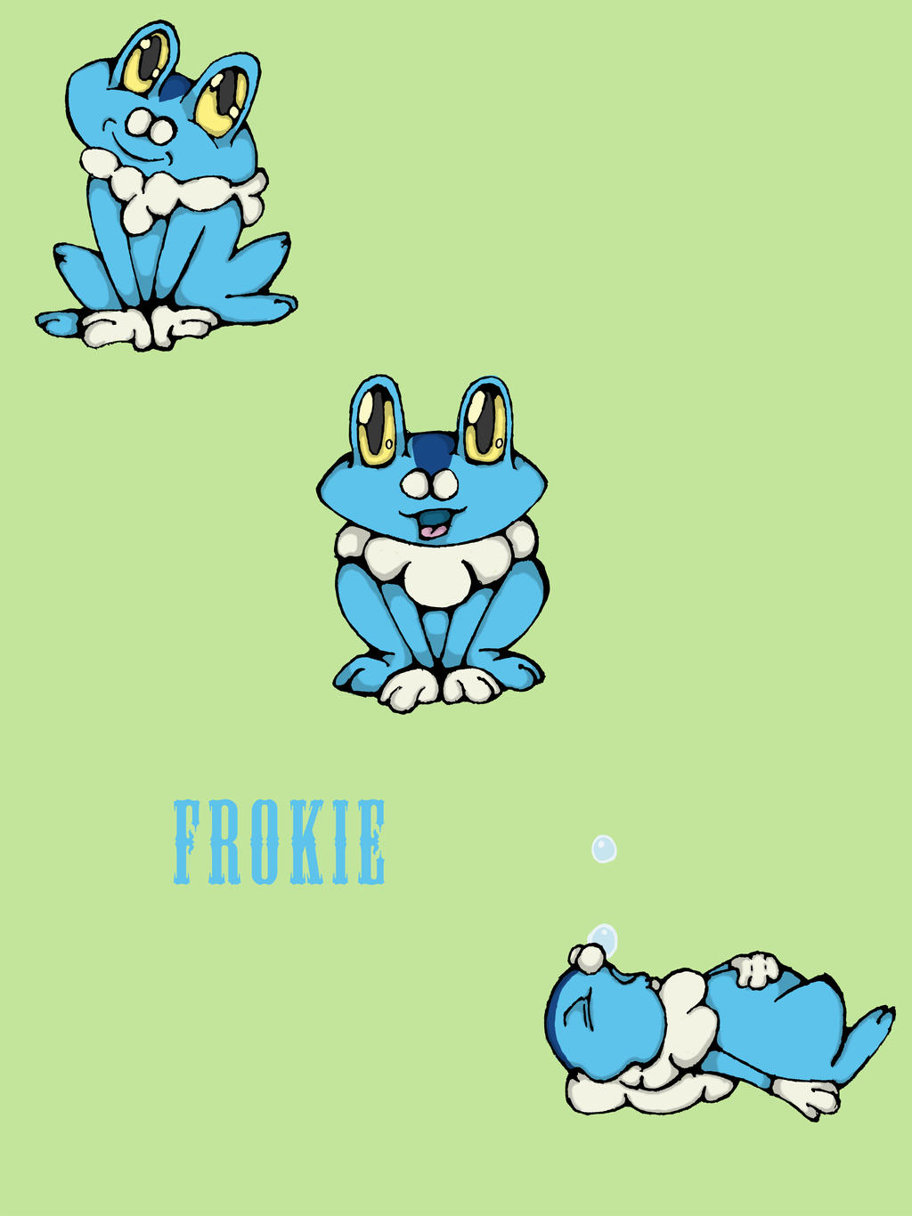 Frokie by Jazwind