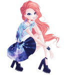 Winx club Bloom Couture
