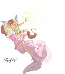 Winx club - Flora