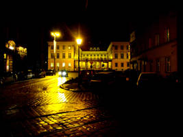 city by night? by mlodygrabasz