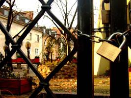 forbidden garden. by mlodygrabasz