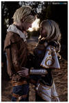 Lux and Ezreal - League of Legends