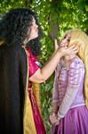 Gothel and Rapunzel
