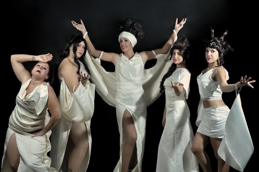 Muses - Hercules by NunnallyLol