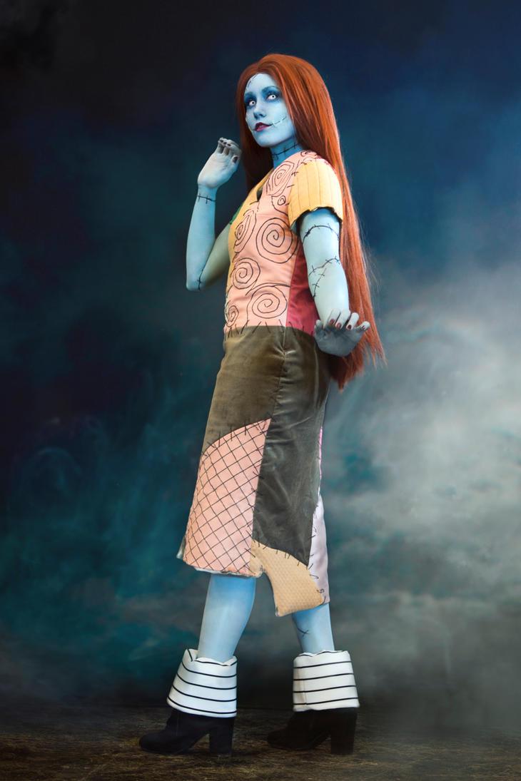 Sally - Nightmare Before Christmas by NunnallyLol