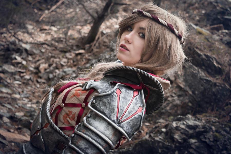 Saskia - The Witcher 2 by NunnallyLol