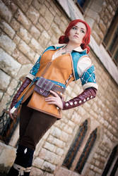 Triss Merigold - The Witcher 3