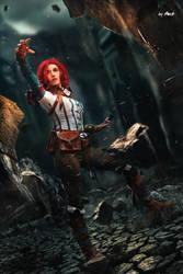 Triss Merigold - The Witcher 2