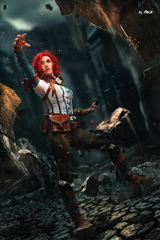 Triss Merigold - The Witcher 2