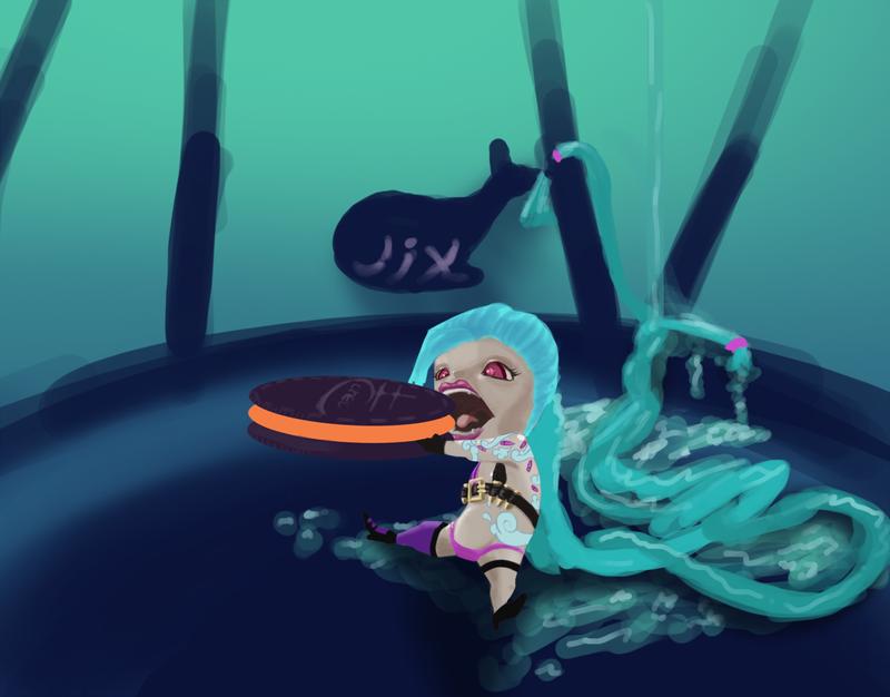 jinx C by Valthalin by Valtyr