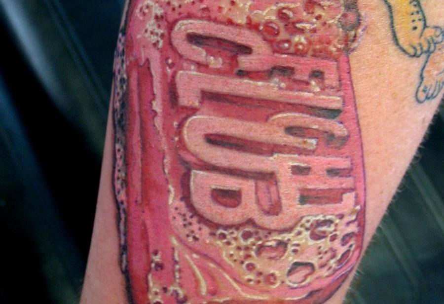fight club tattoo