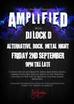 Amplified- Fat Freddys leaflet