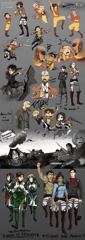 Avatar on Titan