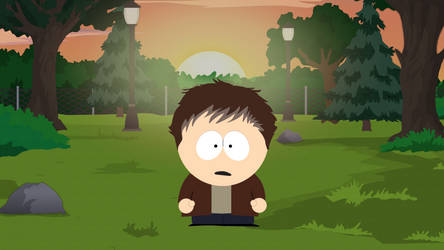 A South Park-ified version of myself