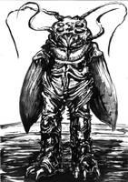 Bug king by T-Nightingale