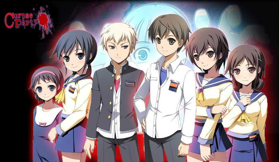 Anime Reviews Corpse Party Totrtured Souls