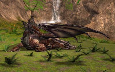 Mia and the Dragon