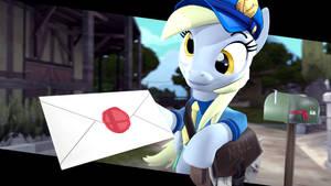 Mailmare Derpy