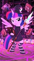 Twilight Sparkle the Mystical