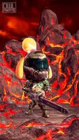 Isabelle the Doom Slayer
