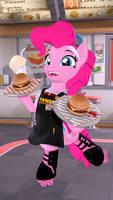 Pinkie Pie Waitress