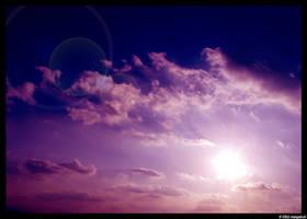 Sunbeams II by orangebutt
