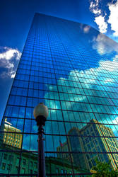 John Hancock Building Baseview by JohnDoe6