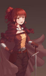 Anna (Fire Emblem) by awan0918
