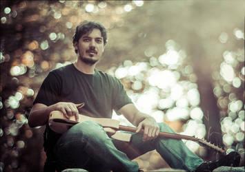 Christos Nikolaou - Guitarist/Composer of Mythodea by christosR